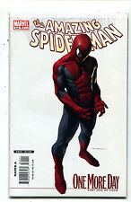 The Amazing Spider-Man #544 NM One More Day Part 1 of 4  Marvel Comics CBX9A