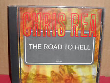Chris Rea - The Road to Hell PROMO CD Single with UK Edit Rare ROCK Pt 1 & 2