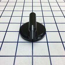 New listing Genuine Oem Frigidaire Range Control Knob 316564402 Black