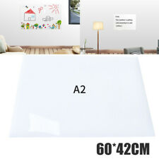 Memo Whiteboard 80x100cm Pinnwand Magnetwand Schreib Tafel Maltafel Zubehör DHL