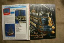 FB Schiffsmodellbau, Wappen von Hamburg, Kriegsbrigg, Salondampfer, Bark, Pläne