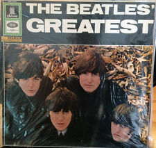 "THE BEATLES ""THE BEATLES GREATEST"" LP FIRST PRESSING ODEON IN SHRINK WRAP"
