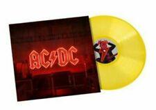 AC/DC Vinyl jaune POWER UP édition limitée Yellow Limited