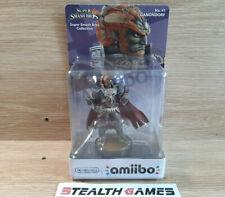 Nintendo amiibo (Super Smash Bros.) - Ganondorf Character Figure