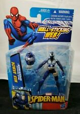 "Marvel Universe Spider-man Web Armor Black Costume, 4"" Figure MOSC New Rare"