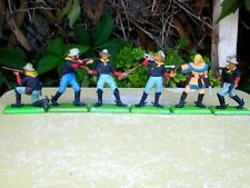 Britains Deetail 7th Cavalry - Complete Set of 6