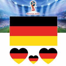 Deutschland - Fanartikel Tattoo Aufkleber für 2018 Fußball WM