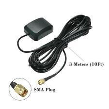 28db LNA Gain 1575.42mhz Rp-sma GPS Active Antenna Connector Stronger Singal