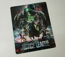 JUSTICE LEAGUE - Steelbook Magnet Cover (NOT LENTICULAR)