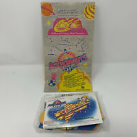 Vintage 1991 McDonalds Young Astronauts Happy Meal 1 Bag 1 Unopened Toy 1990s