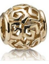 Authentic 14k Gold Pandora Amazing Charm