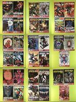 Superior Spiderman 1-31, Annual 1&2, 6(AU) Marvel NM 9.4