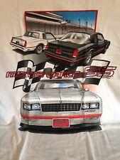 Chevrolet Monte Carlo SS Men's Large T-shirt GM