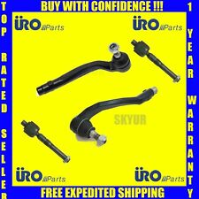 Mercedes W163 ML320 ML430 ML350 Inner Outer Tie Rod Rods Kit SET OF 4 LH+RH URO