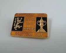 DUNDEE UNITED SCOTTISH CUP WINNERS BADGE 2010
