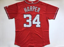 Bryce Harper #34 Washington Nationals jersey Men size XL US seller Free Shipping