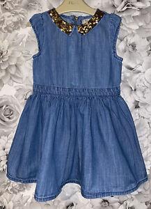 Girls Age 4 (3-4 Years) Next Summer Dress