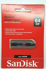 SanDisk Cruzer Glide USB 2.0 Flash Drive - 64GB - NEW