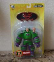 Lex Luthor Superman/Batman Public Enemies 2 Series 3 DC Direct Ed McGuinness