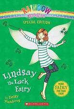 Kids paperback gr2-4:Rainbow Magic Special-Lindsay the Luck Fairy-St.Patrick'sDa