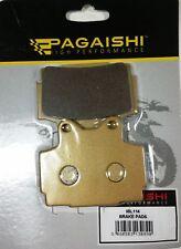 PAGAISHI REAR BRAKE PADS FOR  Yamaha FZS 600 N Fazer RJ025 2003