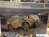 KIT MAQUETA RUSSIAN GAZ-39371 HIGH-MOBILITY MULTIPURPOSE MILITARY VEHICLE 1:35