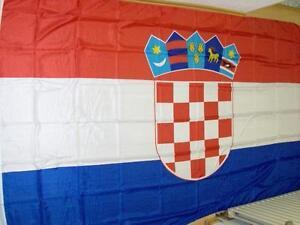 Fahne Flagge Kroatien - 2 - 150 x 250 cm