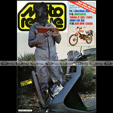 MOTO REVUE N°2585 PARIS-DAKAR 1983 AMAZONAS 1600 LAVERDA 1000 RGS YAMAHA XT 600
