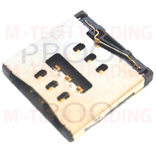 NEW GENUINE FOR IPHONE 5 INNER NANO SIM CARD READER SLOT CONNECTOR PART