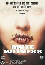 Mute Witness (DVD, 2004)