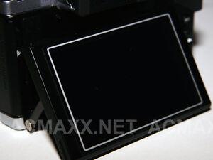 """ACMAXX 3.0"""" Thick Film LCD SCREEN ARMOR PROTECTOR Olympus OMD EM5 EM-5 body OM D"""