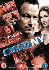 CSI: NEW YORK-SEASON 4.. NEW REGION 2 DVD