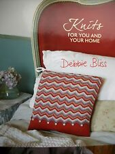 Debbie Bliss Knits for You and Your Home - Hardback book