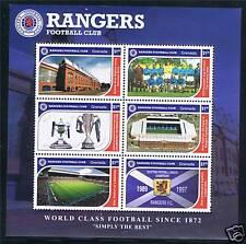 Grenada 2001 Rangers Football Club SG4597/4602 MNH