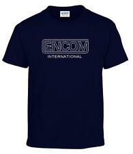 Encom Flynns arcade Tron Movie inspired Retro Mens T-Shirt