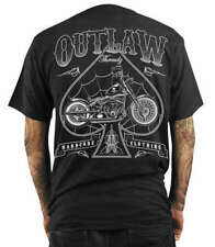 *FREE SHIPPING* T-SHIRTS MADE IN FABRIC OUTLAW THREADZ