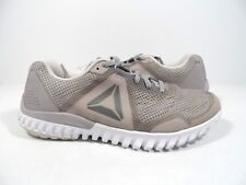 Reebok Women's Twistform Blaze 3.0 MTM Running Shoe Grey/Lilac Ash/White Size 7
