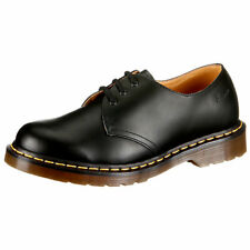 Doc Martens 1461 Bex Unisex Smooth Black Sportlicher Schnürer EU 44 | UK 9,5