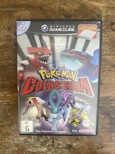 Pokemon Colosseum Gamecube PAL