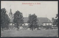 BAM 37053) AK SCHWARZENBACH (Saale) Schloß 1930 Landkreis Hof