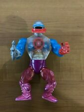 Roboto 100% Complete Motu Vintage Masters Of The Universe He-man