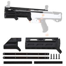 Worker Mod Pump kits Prime 3D Printed Black/Orange for Corps Helios Modify Toy