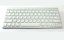 Anker Ultra Compact Slim Profile Wireless Bluetooth Keyboard A7721 White