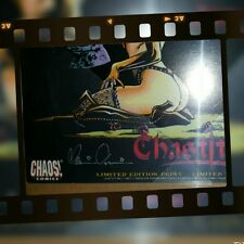 Chasity 2,500 Limited Edition Print By Brian Pulido With COA Signed Poster