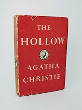 The Hollow by Agatha Christie - Signed First Edition 1946