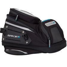SPADA Expandable Magnetic Motorcycle Luggage Tank Bag 10l/14l Inc WP Cover