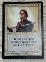 Righteousness VG Beta Limited Edition 1993 Original Mtg