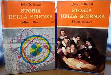 John Desmond Bernal, Storia della scienza, Editori Riuniti, 1956