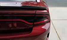 15-18 Dodge Charger Tail Light Vinyl Tint