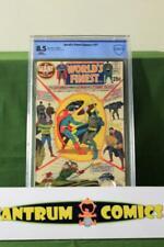 World's Finest Comics #197  CBCS 8.5 - Batman & Superman, white pages